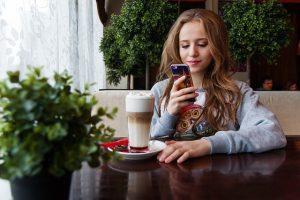 Weight Watchers smartphone